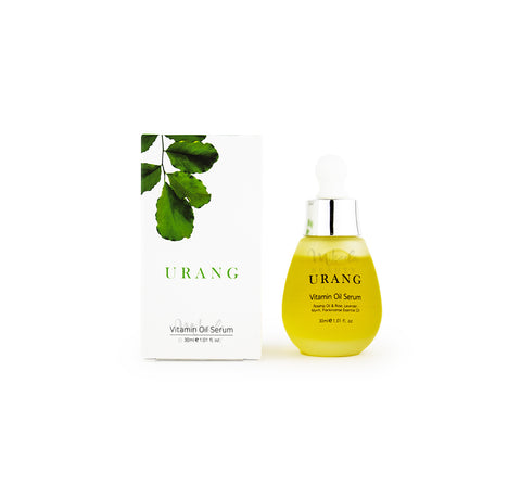URANG Vitamin Oil Serum | Canada Korean Skincare | Mikaela Beauty