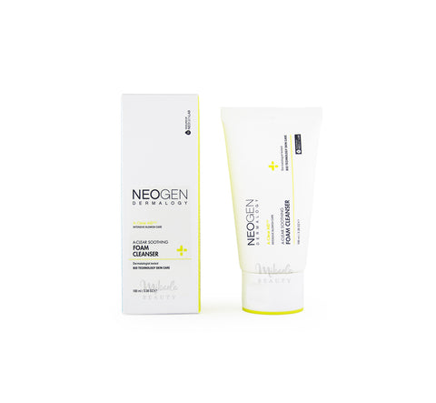 NEOGEN A-Clear Soothing Foam Cleanser Canada | Korean Skincare Mikaela