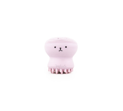 ETUDE HOUSE My Beauty Tool Exfoliating Silicon Brush Jellyfish Canada