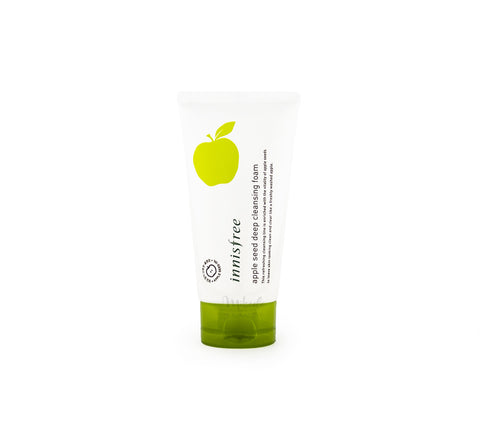 INNISFREE Apple Seed Deep Cleansing Foam Canada | Korean Skincare