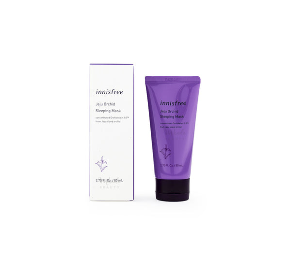 INNISFREE Jeju Orchid Sleeping Mask Canada | Korean Skincare Mikaela
