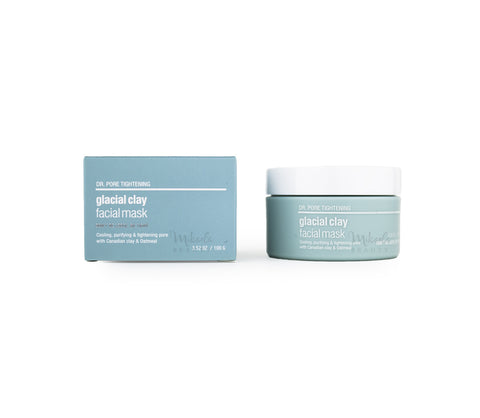 SKIN & LAB Glacial Clay Facial Mask Canada | Korean Skincare Mikaela