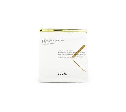 COSRX Pure 100% Cotton Rounds Canada | Korean Skincare | Mikaela