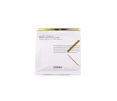 COSRX Silky Touch Skin Pack Cotton Canada | Korean Skincare | Mikaela