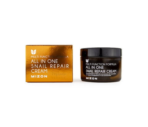 MIZON All in One Snail Repair Cream Jumbo Canada  | Korean Skincare