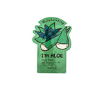 TONYMOLY I'm Aloe Mask Sheet (Moisturizing) | Korean Skincare Canada