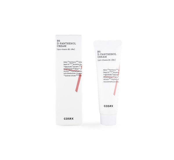 COSRX B5 D-panthenol Cream Canada | Korean Skincare | Mikaela Beauty