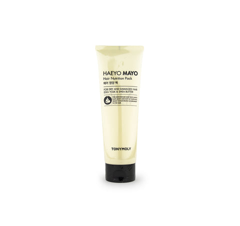 TONYMOLY Haeyo Mayo Hair Nutrition Pack| Korean Skincare Canada