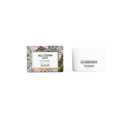 HEIMISH All Clean Balm Mini Deluxe Canada | Korean Skincare | Mikaela