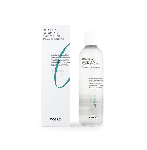 COSRX Refresh ABC Daily Toner AHA BHA Vitamin C Canada Korean Skincare