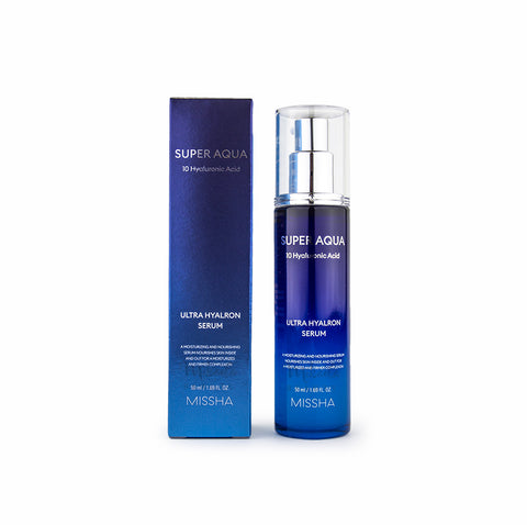 MISSHA - Super Aqua Ultra Hyalron Serum