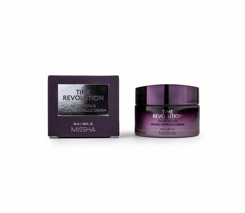 MISSHA Time Revolution Night Repair Probio Ampoule Cream Canada