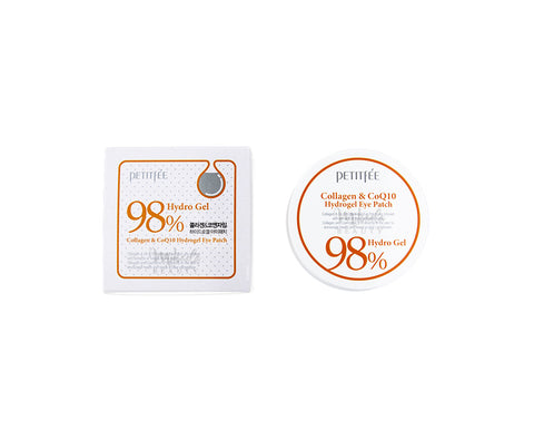 PETITFEE Collagen & CoQ10 Hydrogel Eye Patch Canada | Korean Skincare