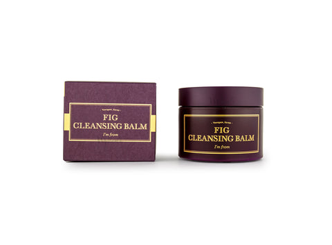 I'M FROM Fig Cleansing Balm Canada | Korean Skincare Mikaela Beauty