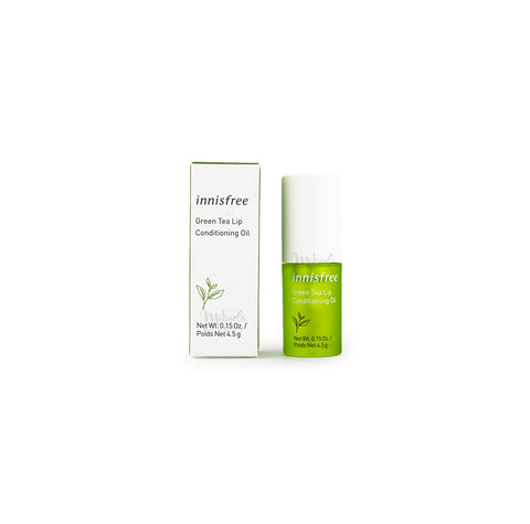 INNISFREE Green Tea Lip Conditioning Oil Canada | Korean Skincare