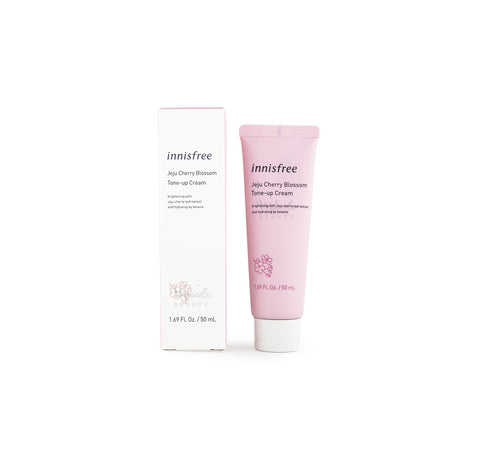 INNISFREE Jeju Cherry Blossom Tone-Up Cream Canada | Korean Skincare