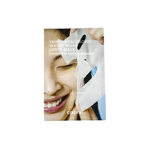 COSRX Hydrium Triple Hyaluronic Water Wave Sheet Mask Canada