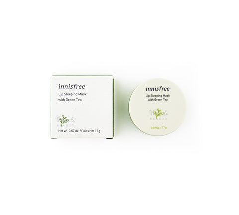INNISFREE Lip Sleeping Mask with Green Tea Canada | Korean Skincare