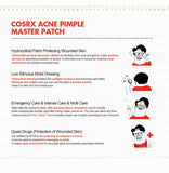 COSRX Acne Pimple Master Patch |  Canada & USA | Korean Skincare