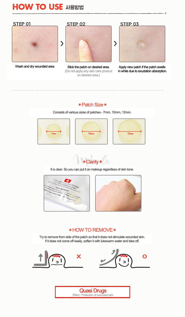 Acne Pimple Master Patch by cosrx #22