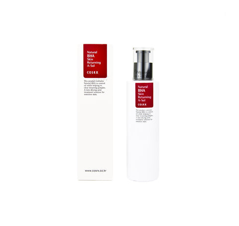 COSRX Natural BHA Skin Returning A-Sol | Korean Skincare Canada & USA