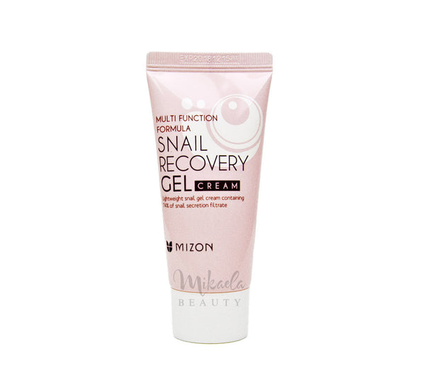 MIZON Snail Recovery Gel Cream | Korean Skincare Canada Mikaela Beauty