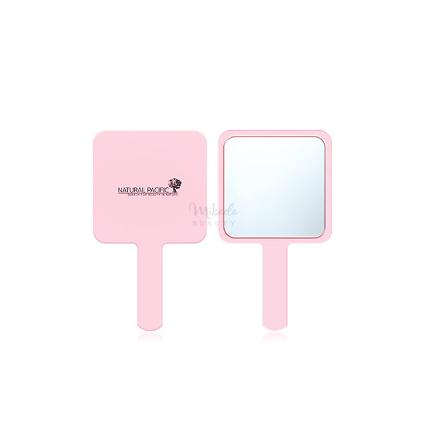 NATURAL PACIFIC Pink Hand Mirror | Canada & USA | Mikaela Beauty
