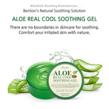 BENTON Aloe Real Cool Soothing Gel Canada | Korean Skincare | Mikaela