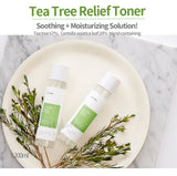 IUNIK Tea Tree Relief Toner | Korean Skincare Canada | Mikaela Beauty