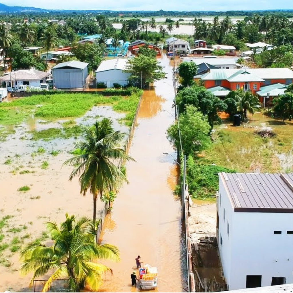T&T Flood Relief Drive