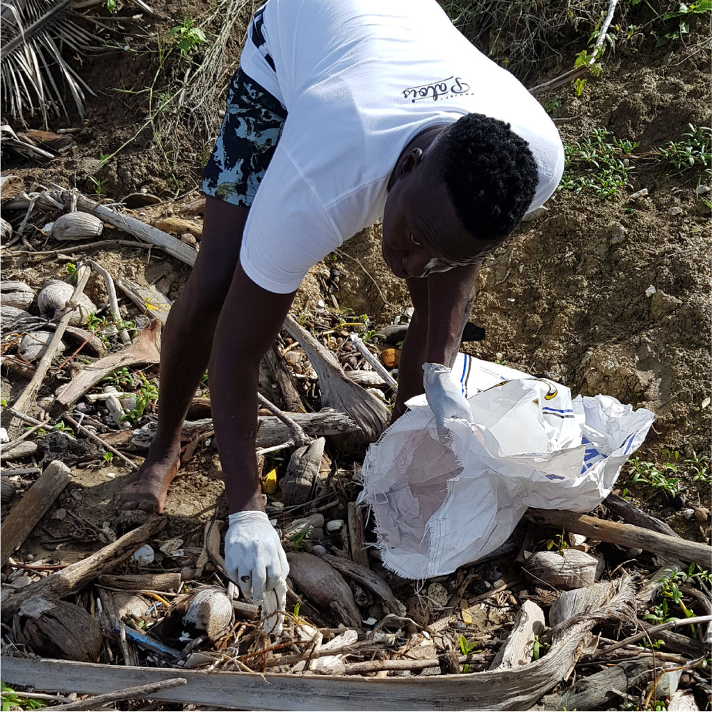 Mayaro Beach Clean Up