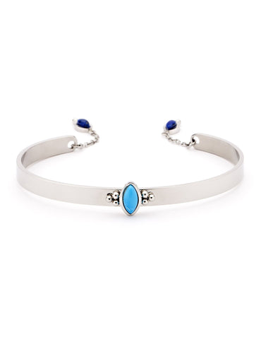 Cloudy Cove Bangle