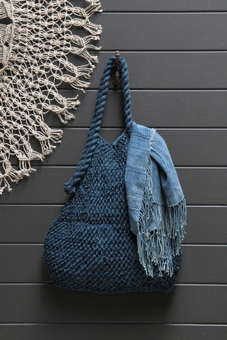 Eco Hemp String Bag