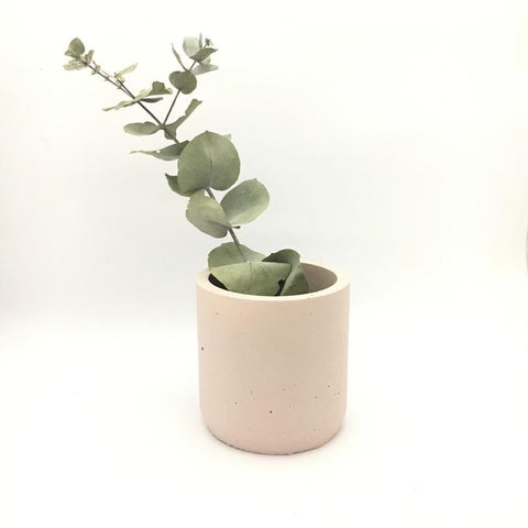 Duo Concrete Vase