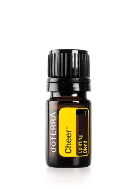 Cheer -  Uplifting Blend - Essential Oil