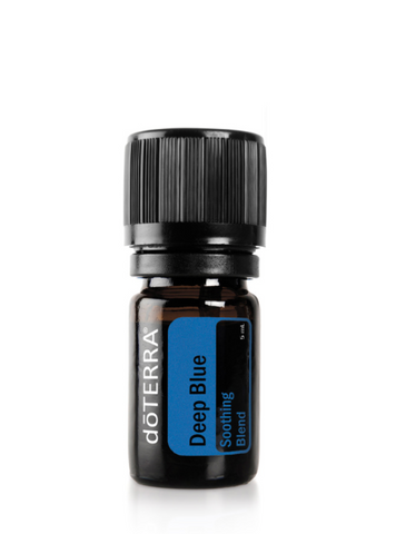 Deep Blue - Soothing Blend - Essential Oil
