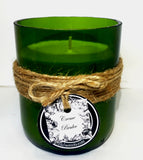 Creme Brulee Hand Poured Soy Candle