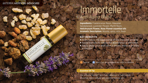 Immortelle - Anti-Aging Blend