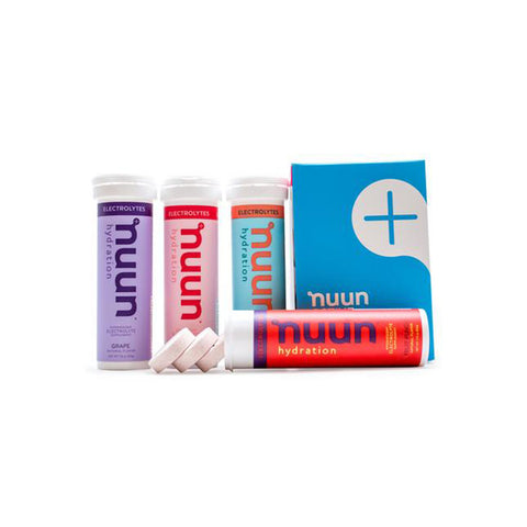 Nuun Electrolytes Hydration Tablets
