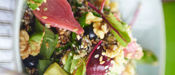 Gaia's Superfood Salad Recipe
