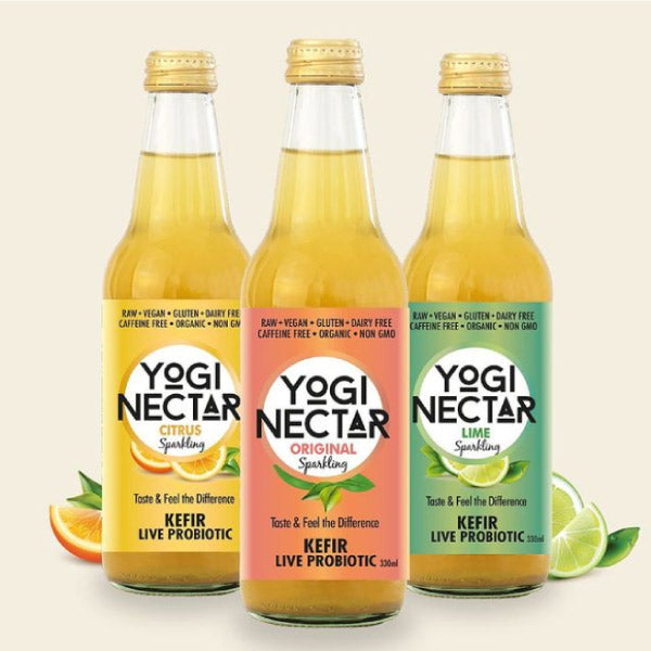 Yogi Nectar Drinks