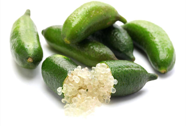 Finger Lime Pearls