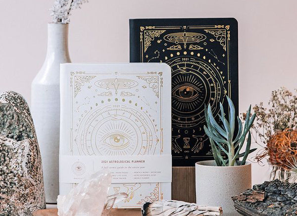 Magic Of I 2021 Astrology Planner Diary