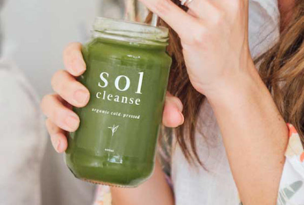 Sol Cleanse Juice Cleanse
