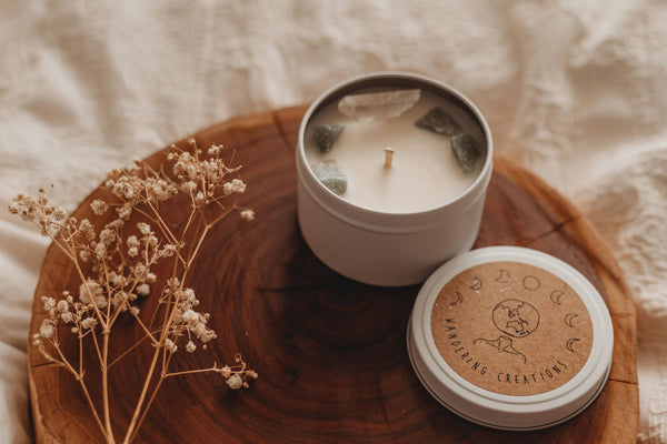 The Wandering Creations Soy Candle
