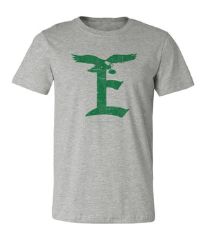 "Philadelphia Football ""E"" Short Sleeve T-Shirt - Thirty Six and Oh!"