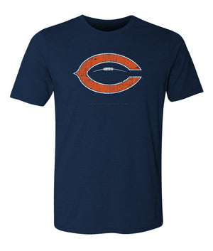 Chicago Football Short Sleeve T-Shirt - Thirty Six and Oh!