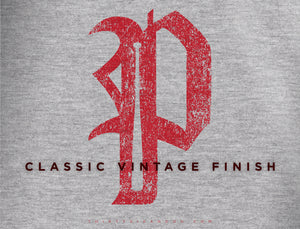 "Mens Vintage Phillies ""P"" SOFT STYLE"