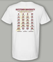 Kutztown Ice Hockey Championship Shirts (See checkout instructions below) - Thirty Six and Oh!