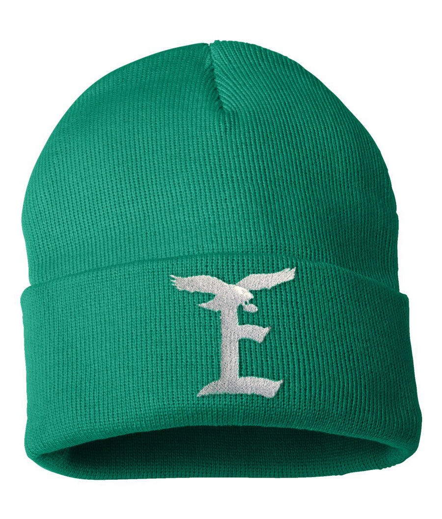 EAGLE E BEANIE - Thirty Six and Oh!